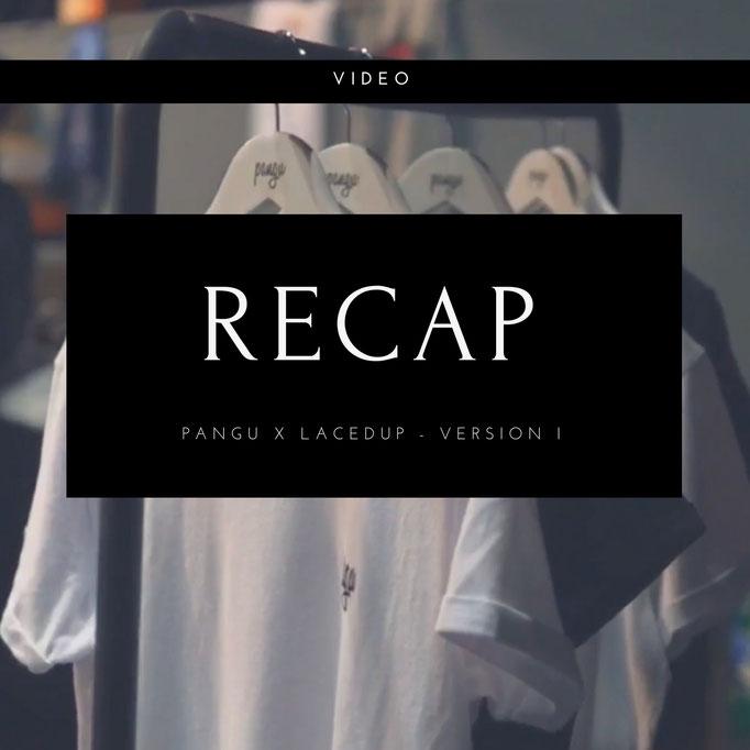 pangu x LacedUp - Aftermovie zu unserem ersten Messeauftritt (Version I)