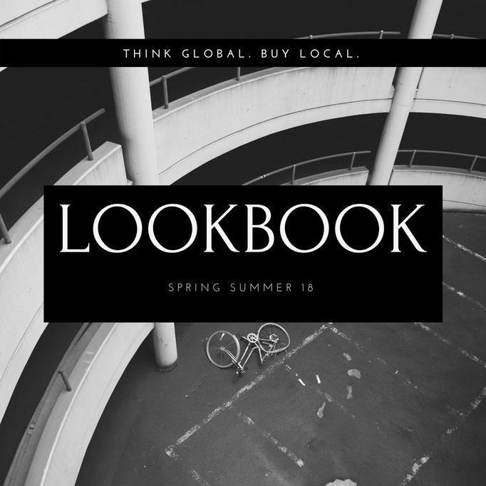 pangu - Lookbook Spring Summer 18