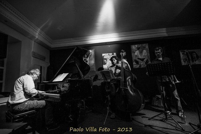 con Claudio Angeleri Sergio Orlandi