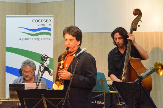 con Giulio Visibelli e Claudio Angeleri