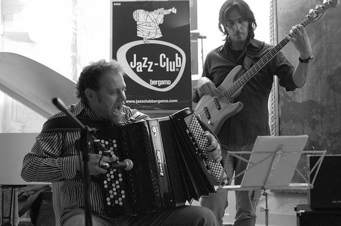 con Fausto Beccalossi
