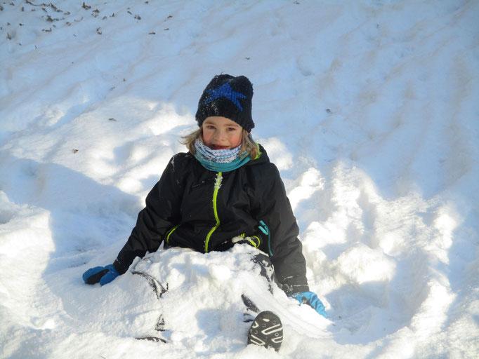 Schnee is schee :-)