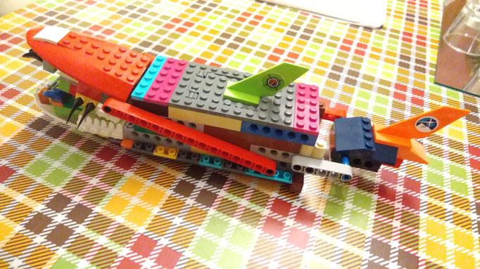 Der Lego Robo-Shark