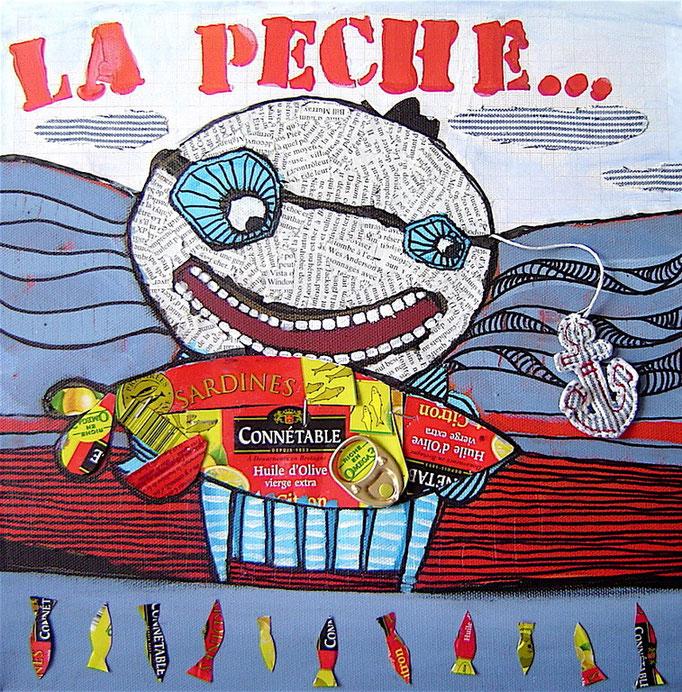 """LA PECHE..."" -"