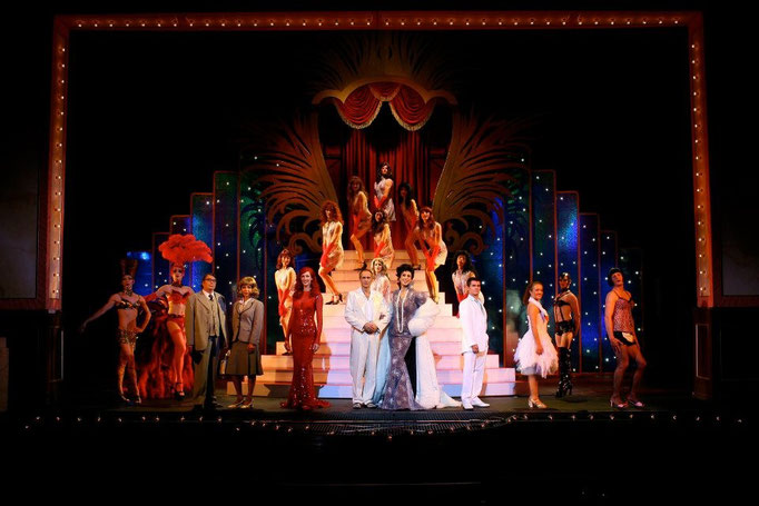 ANNE in LA CAGE AUX FOLLES / copyright Theater Koblenz