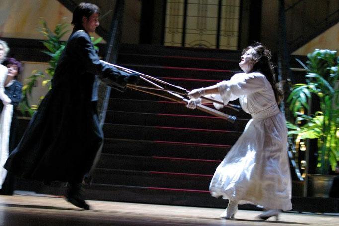 DAS EWIGE KIND in DAS BALLHAUS / copyright Theater Koblenz