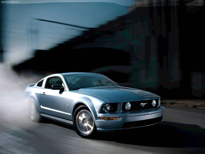 Mustang GT (2005-2015) - Ford RST Team