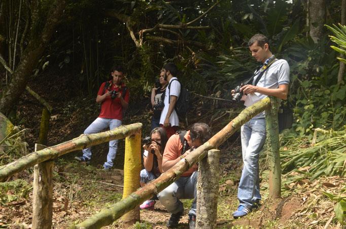 Practica Fotográfica de paisaje en Yanaconas