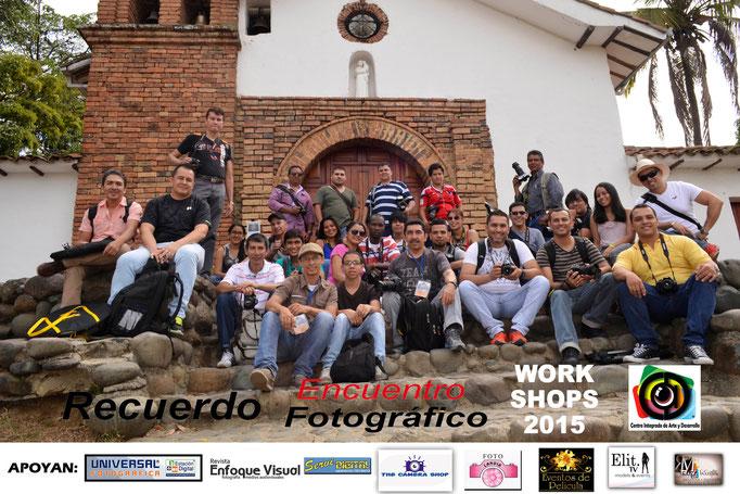 Encuentro Fotográfico del Centro Integrado 2015