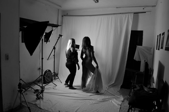 Practica Fotográfica en estudio