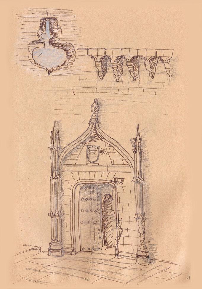 Burgtor Alcazaba, Almeria