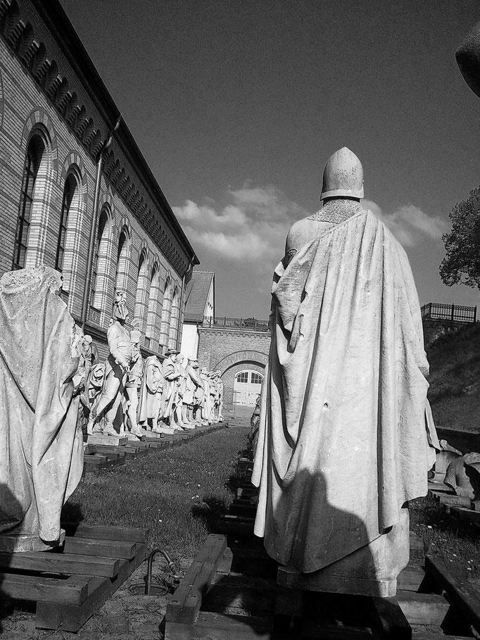 Historische Steinplastiken Berlin: