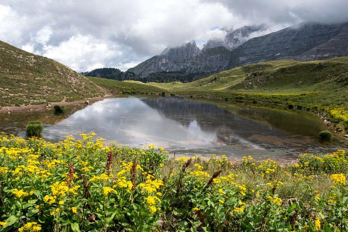 Lago Spinale - Passo del Grostè