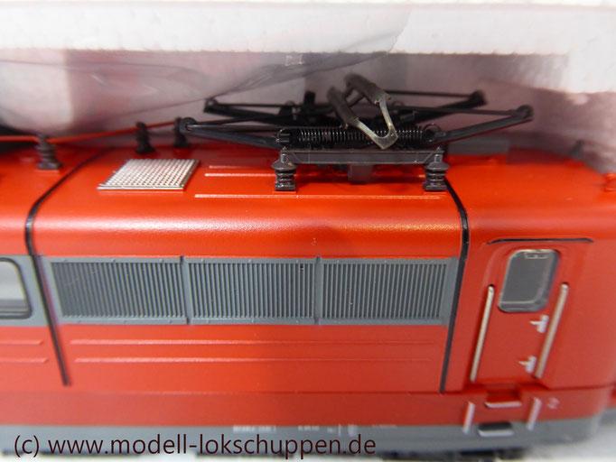 """Güterzuglokomotive """"Doppeltraktion"""" BR 151 der DB AG / Märklin 37432 MHI `99  8"""