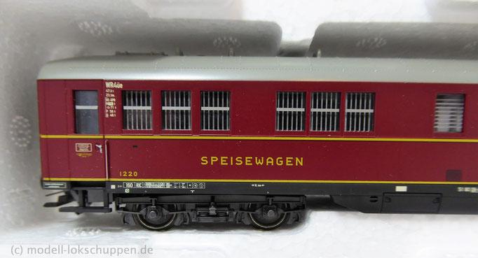 Märklin H0 42752 Schnellzugwagen-Set Insider Tour 96 Personenwagen