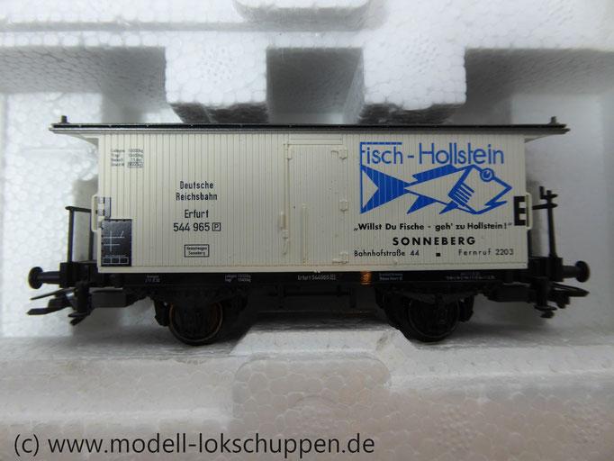 Märklin 47895 Güterwagen-Satz Kühlwagen Fisch Hollstein