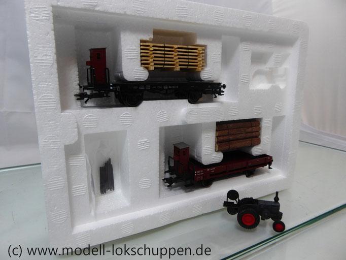 """Märklin 47905 Wagenset """"Mobiles Sägewerk"""""""