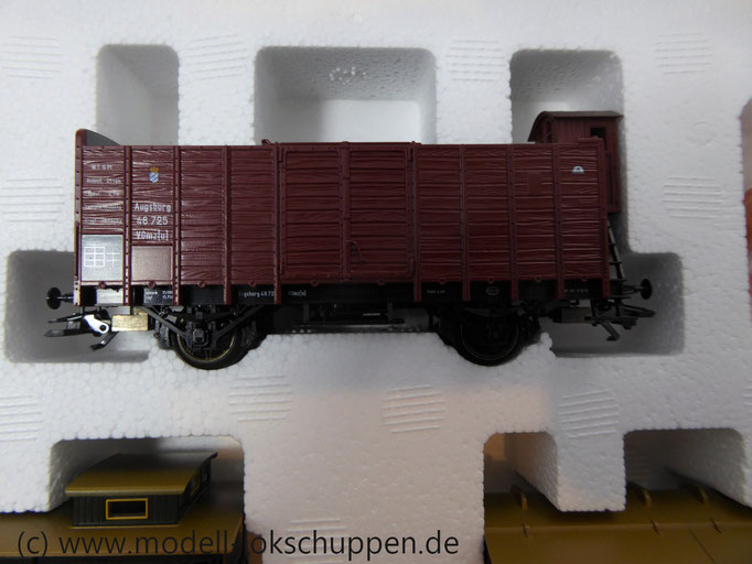 Märklin 45102 Güterwagen-Set ´Geislinger Steige` K.W.St.E.