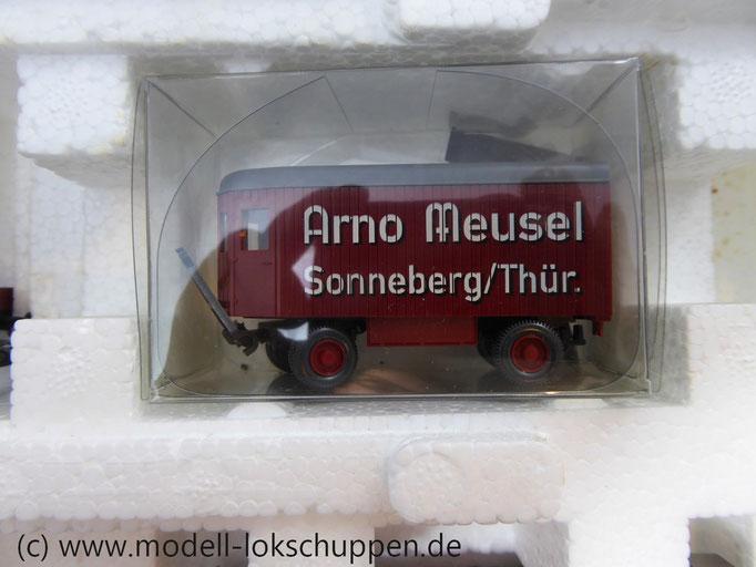 Märklin 47895 Güterwagen-Satz Möbelanhänger Arno Meusel