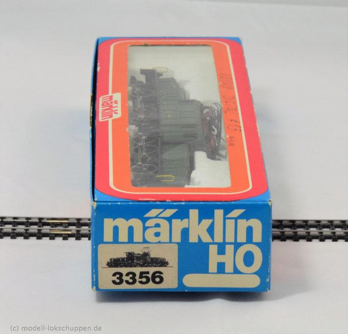 Märklin 3356 digitalisiert