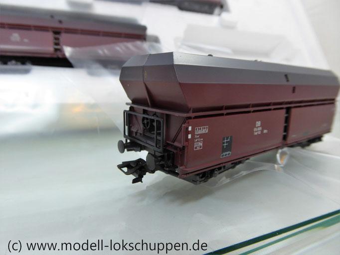 Märklin 46245 Kokstransport -5- Sattelwagen der DB