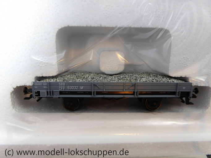 Märklin 48803 Wagenset der SBB, Historischer Güterwagen Set Ep. II