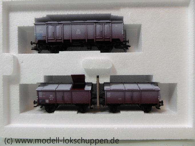 """Märklin 46194 Wagen-Set """"Hochofen-Kalk""""  Ep. III"""