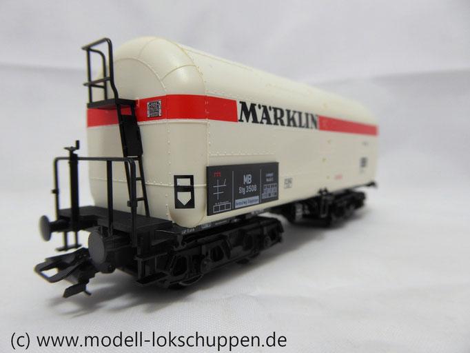 Märklin 47910 Schweröl-Kesselwagen Ksl der DB MHI Sondermodell