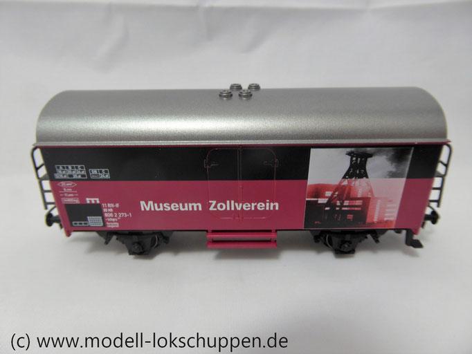 """Märklin 94086 Kühlwagen """"Museum Zollverein"""", DB Sondermodell"""