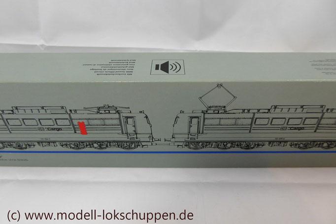 """Güterzuglokomotive """"Doppeltraktion"""" BR 151 der DB AG / Märklin 37432 MHI `99  2"""