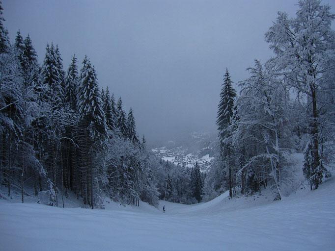 Passage par les Cascades
