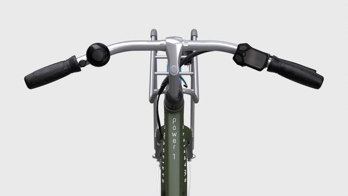 Das neue Power 1 e-Bike vereint Stil und Fahrgefühl der beliebten Hollandräder von Swapfiets mit der Kraft eines Elektromotors | Foto: Swapfiets.de