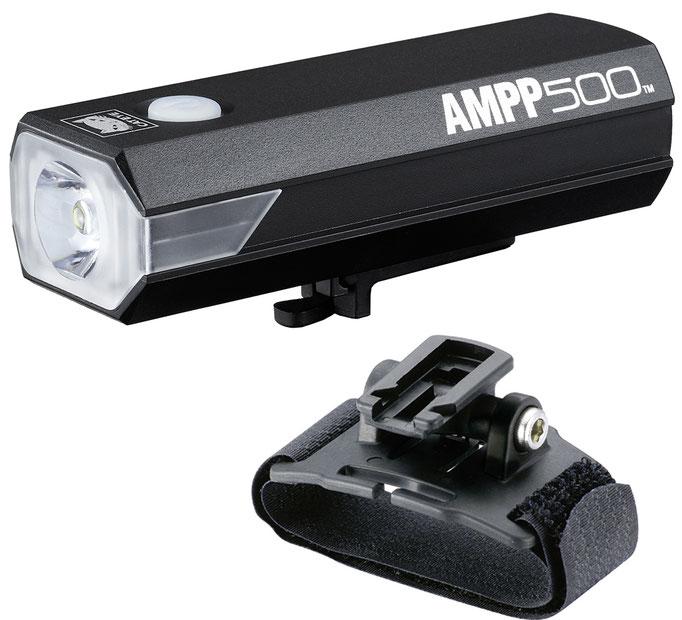 CATEYE AMPP Helmlampe AMPP500