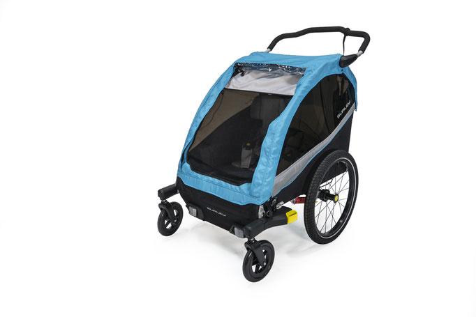 Burley_DLite++ 2 Wheel Stroller Kit