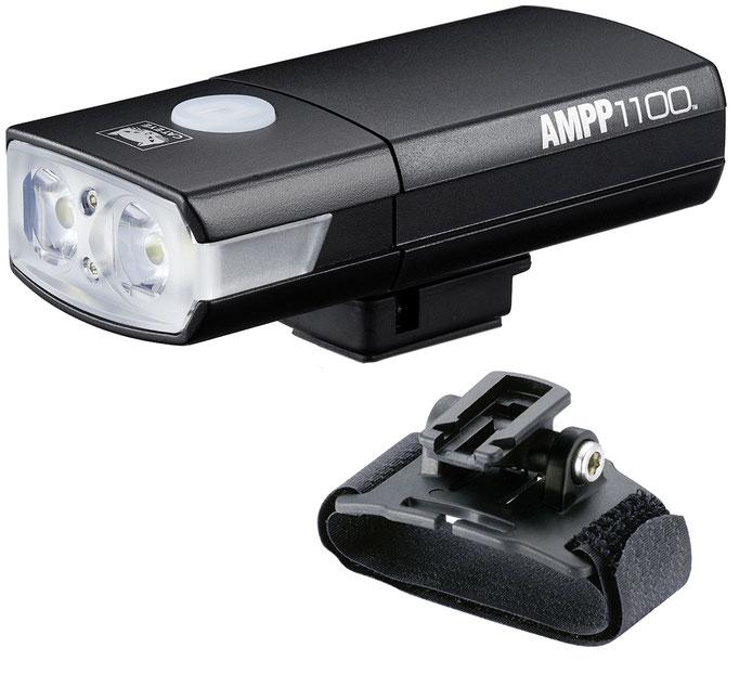 CATEYE AMPP Helmlampe AMPP1100