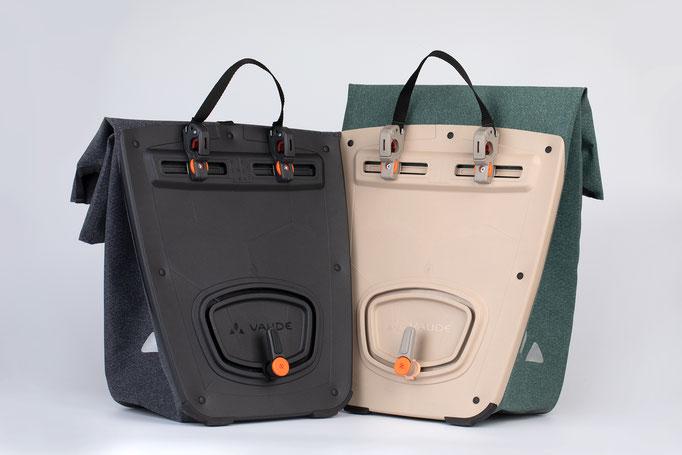 VAUDE Rückenplatte Procyclen ©ALBA Group