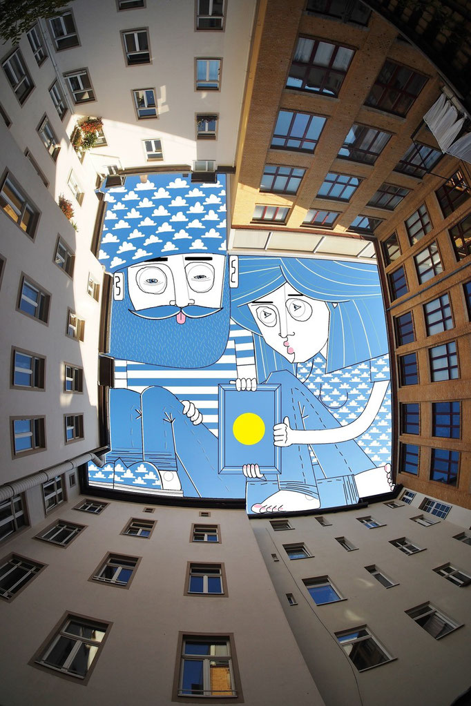 SkyArt Berlin Allemagne  2014