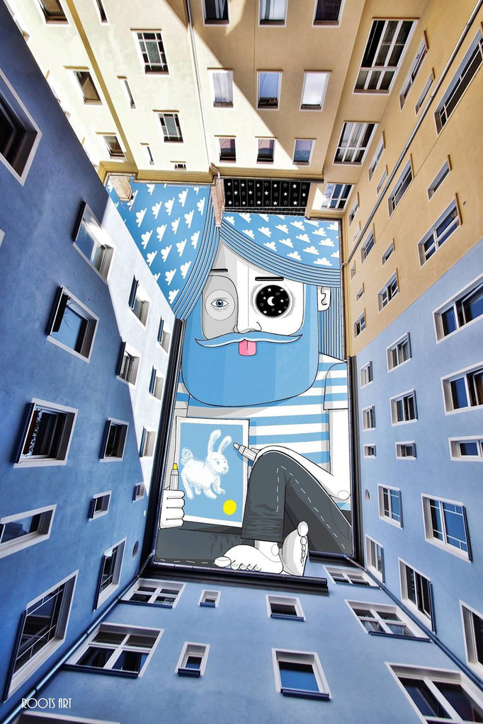 SkyArt Berlin Allemagne 2016