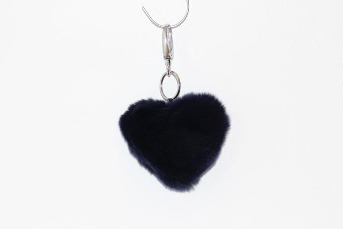 Herz Dunkelblau 45€