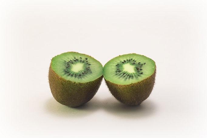 Kiwis, ricos en vitamina C