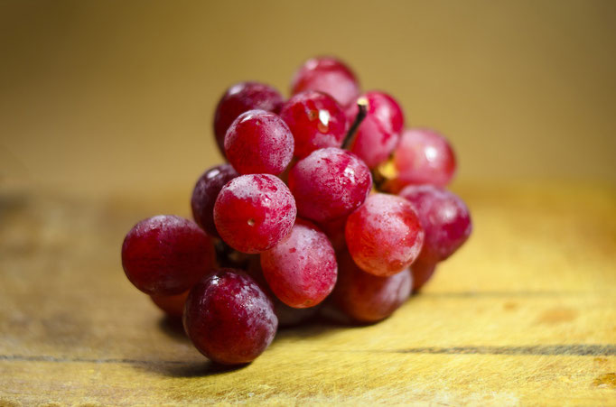 Uvas, una de las frutas más ricas en antioxidantes