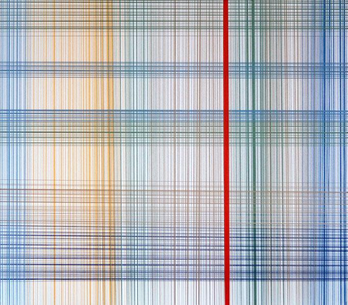 string art nr. 15   -   53x47cm   -   available