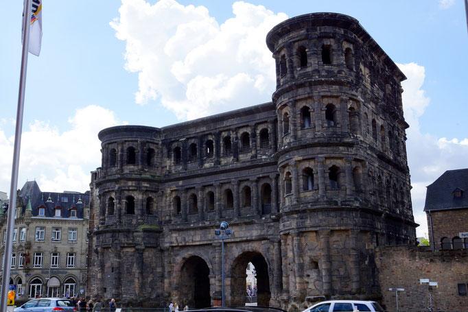 Antikes Stadttor Trier