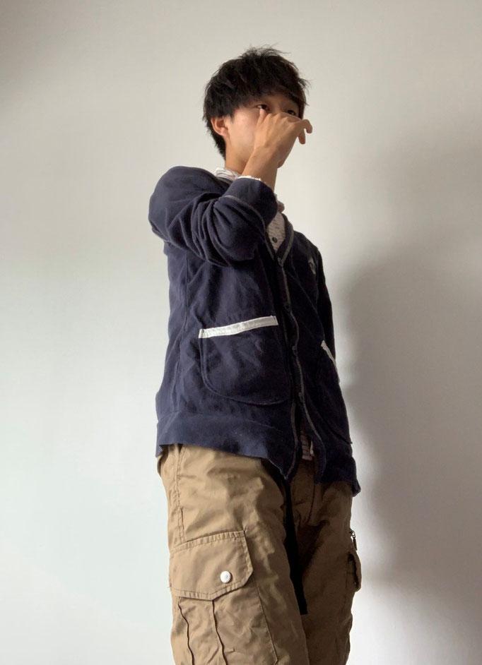 出張ホスト 富岡なおき1