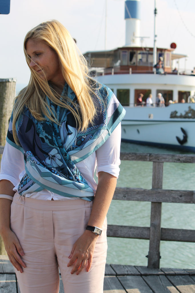 Cashmere printed shawl