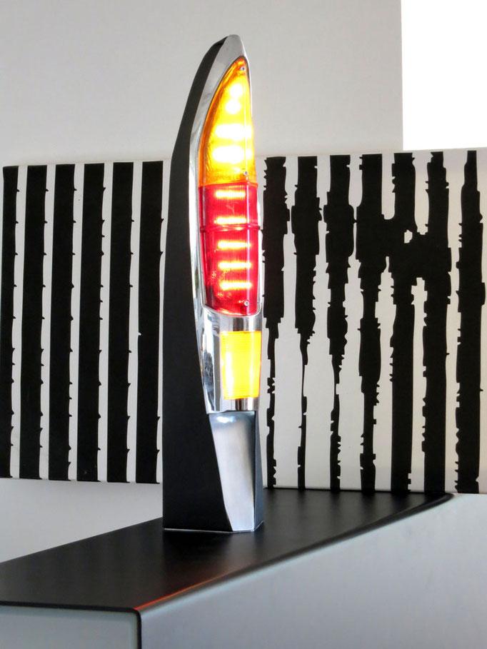 lighting rework - lampe Vintage - objets de décoration détournés