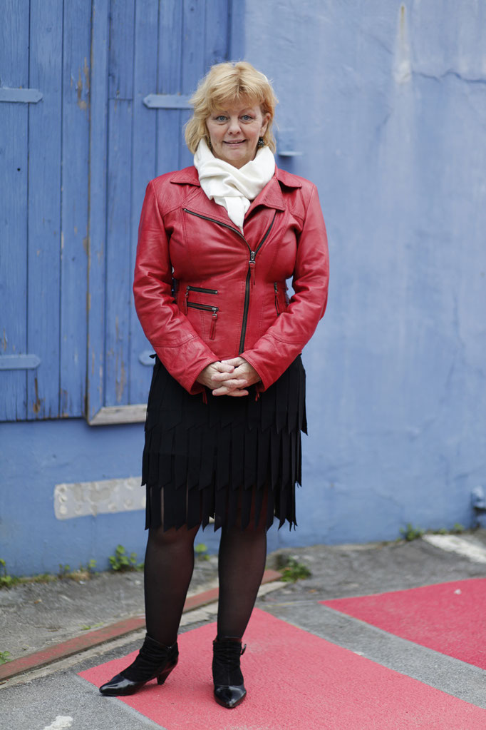 Inger Nilsson, Pippi-Langstrupf-Darstellerin, Oldenburg 2011