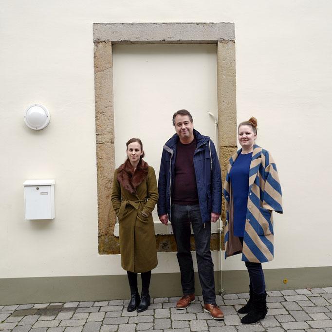 Masha Matzke, Mike Beilfuß, Wiebke Thomsen, Osnabrück 2019