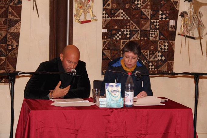 Szenische Lesung mit Kari Lessír und Sascha Demmrich