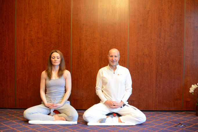 Meditation mit Ina Menzer, Body and Mind